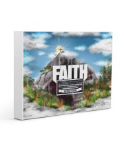 Faith to move Mountains 14x11 Gallery Wrapped Canvas Prints thumbnail