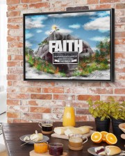 Faith to move Mountains 14x11 Black Floating Framed Canvas Prints aos-floating-framed-canvas-pgw-14x11-black-lifestyle-front-12