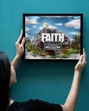 Faith to move Mountains 14x11 Black Floating Framed Canvas Prints aos-floating-framed-canvas-pgw-14x11-black-lifestyle-front-13