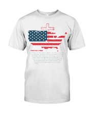 STAY STRONG IN ME Classic T-Shirt front