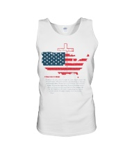 STAY STRONG IN ME Unisex Tank thumbnail