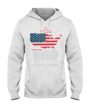 STAY STRONG IN ME Hooded Sweatshirt thumbnail