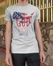 God Bless America Classic T-Shirt apparel-classic-tshirt-lifestyle-21