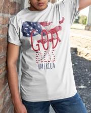 God Bless America Classic T-Shirt apparel-classic-tshirt-lifestyle-27