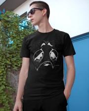 Facial Expression tee 8 Classic T-Shirt apparel-classic-tshirt-lifestyle-17