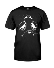 Facial Expression tee 8 Classic T-Shirt front