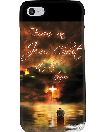 Focus On Jesus Christ