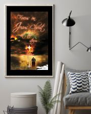 Focus On Jesus Christ 11x17 Poster lifestyle-poster-1