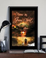 Focus On Jesus Christ 11x17 Poster lifestyle-poster-2