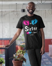 Sister Loves you Classic T-Shirt apparel-classic-tshirt-lifestyle-front-34