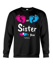 Sister Loves you Crewneck Sweatshirt thumbnail