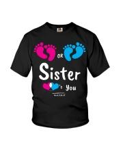 Sister Loves you Youth T-Shirt thumbnail