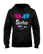 Sister Loves you Hooded Sweatshirt thumbnail