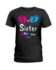 Sister Loves you Ladies T-Shirt thumbnail