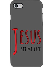 Jesus set me Phone Case i-phone-7-case