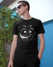 Facial Expression tee 4 Classic T-Shirt apparel-classic-tshirt-lifestyle-17