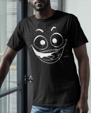 Facial Expression tee 4 Classic T-Shirt apparel-classic-tshirt-lifestyle-front-39