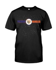 Package Handler Classic T-Shirt front