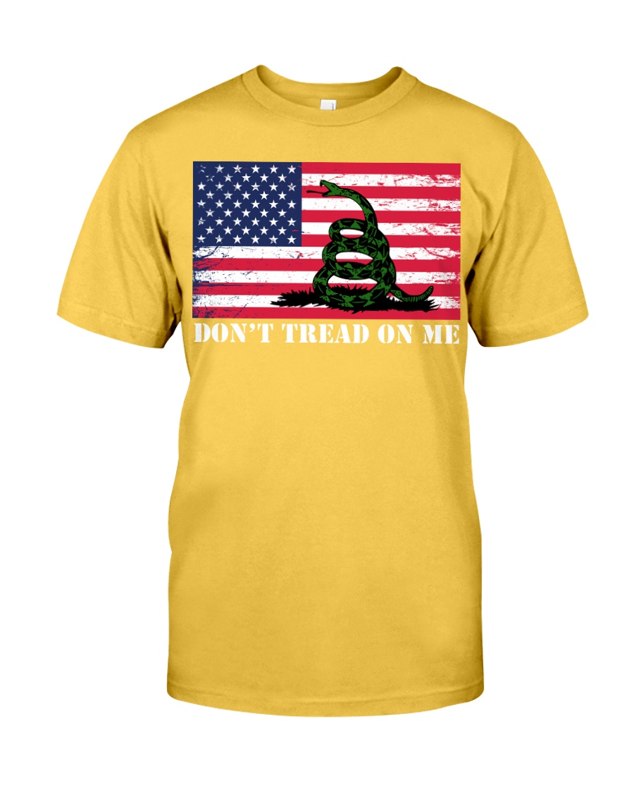 Chris Pratt Don't tread on me t-shirt Classic T-Shirt