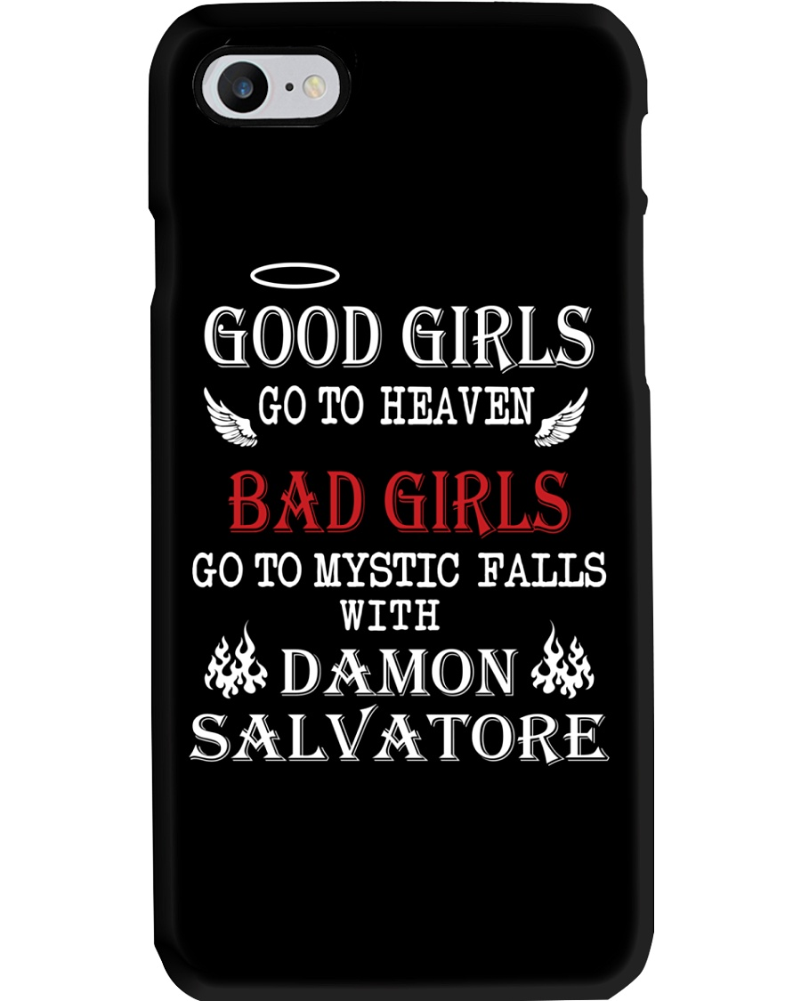 Mysticfalls Girls Phone Case