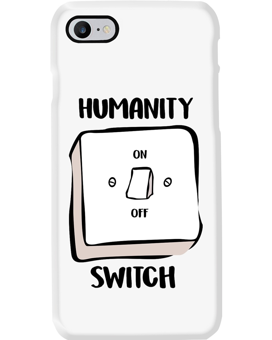 Humanity Switch Phone Case