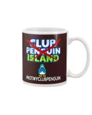 NOT MY CLUB PENGUIN -CLUB PENGUIN ISLAND Mug thumbnail
