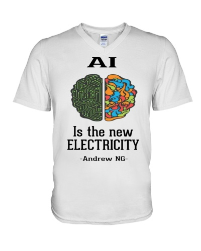 AI is the new electricity Tee -Limited Edition-