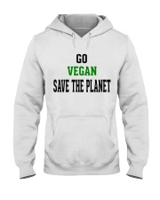 Go Vegan and Save the planet - Limited Edition -  Hooded Sweatshirt tile