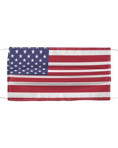 USA Mask - USA Flag Mask