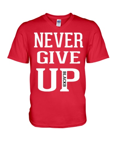 Never Give Up Tee -LIMITED EDITION-