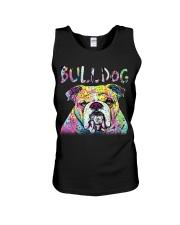 Bulldog Unisex Tank thumbnail