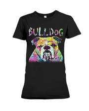 Bulldog Premium Fit Ladies Tee thumbnail