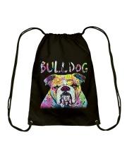Bulldog Drawstring Bag thumbnail