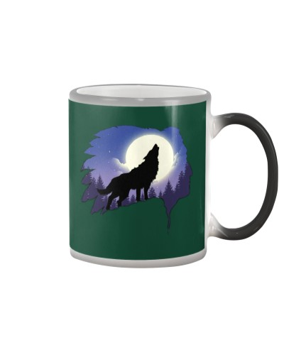 Native Pride Clothing - Wolf