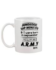 BTS Mug Collection For September ARMYs Mug back