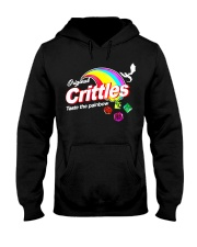 Crittles Taste The Painbow Funny DND DM D20 Shirt Hooded Sweatshirt thumbnail
