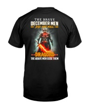 December Man Premium Fit Mens Tee thumbnail