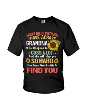 Find You Youth T-Shirt front