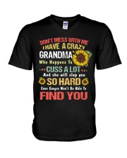 Find You V-Neck T-Shirt thumbnail