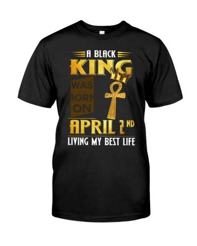 April king2