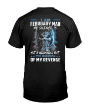 February  Man Premium Fit Mens Tee thumbnail