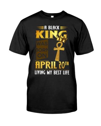 April king20