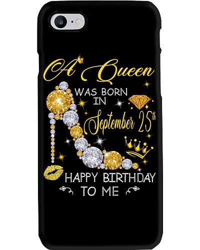 September 25th Queen
