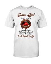 June Girl Classic T-Shirt front