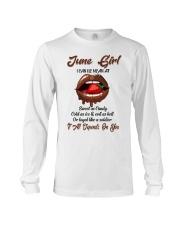 June Girl Long Sleeve Tee thumbnail
