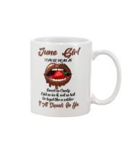 June Girl Mug thumbnail