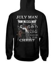 July Man Hooded Sweatshirt thumbnail