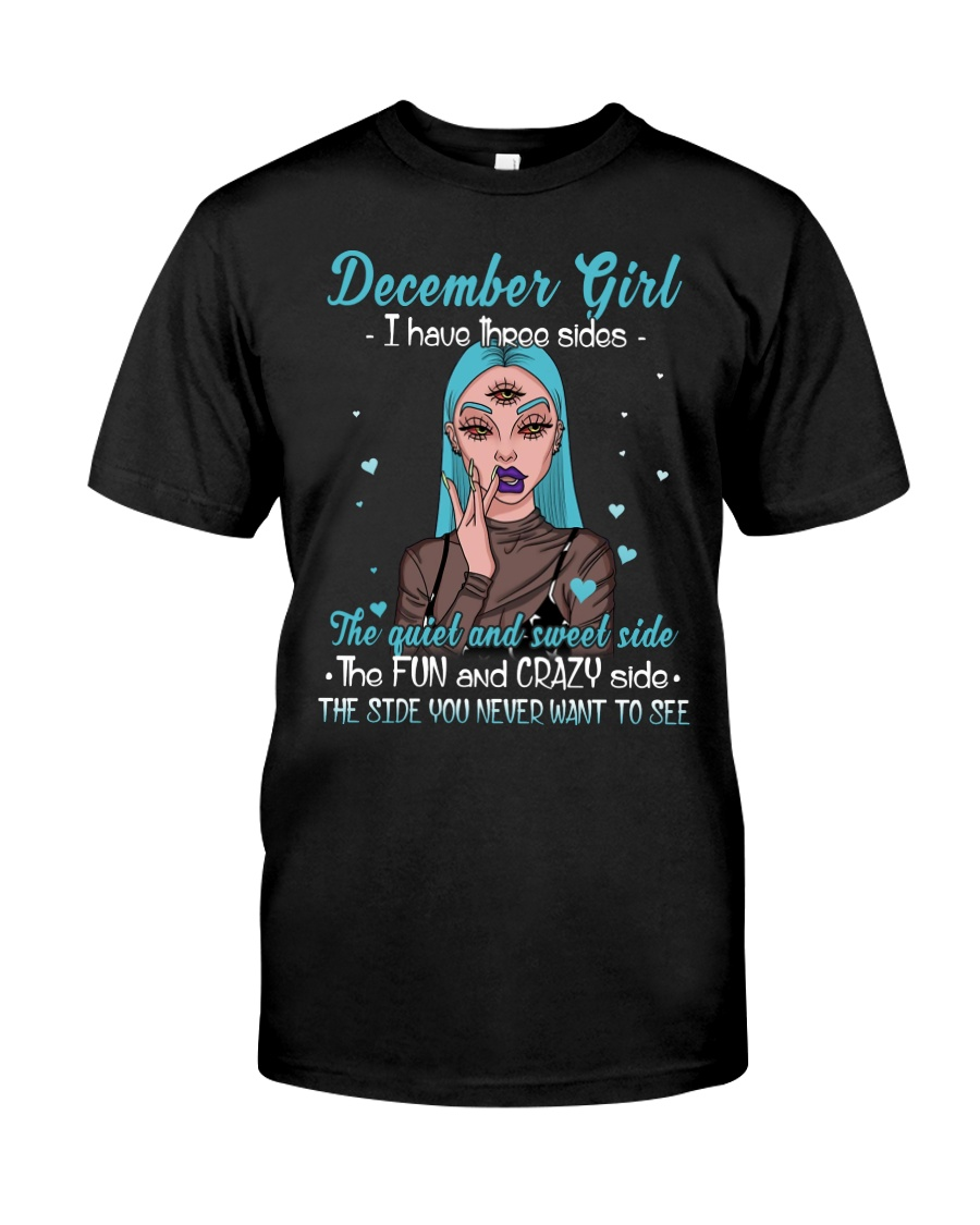 December Girl Classic T-Shirt