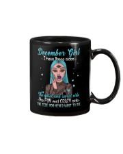 December Girl Mug thumbnail