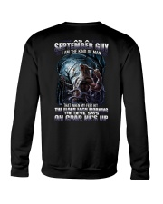 September Man Crewneck Sweatshirt thumbnail